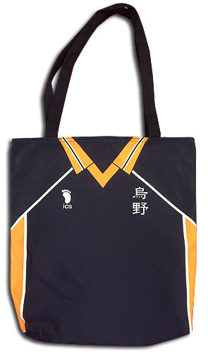 Haikyu!! - Karasuno Tote Bag, an officially licensed product in our Haikyu!! Bags department.