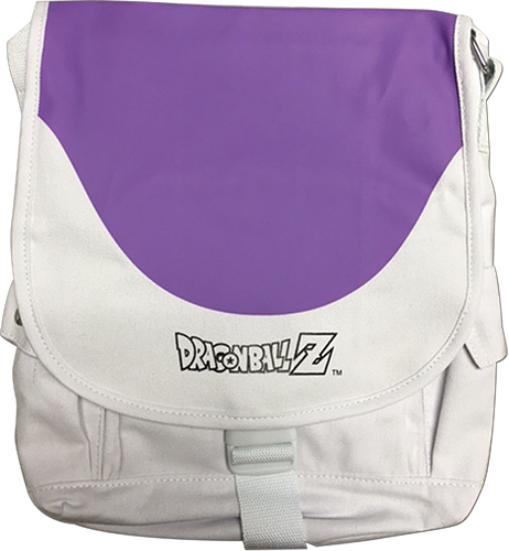 Dragon Ball Z - Frieza Head Messenger Bag, an officially licensed product in our Dragon Ball Z Bags department.