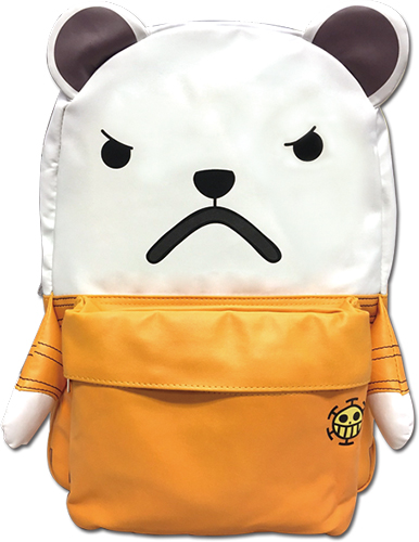 One Piece - Bepo Backpack Bag officially licensed One Piece Bags product at B.A. Toys.