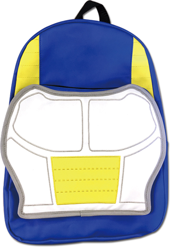Dragon Ball Z - Goku Saiyan Clothes Backpack officially licensed Dragon Ball Z Bags product at B.A. Toys.