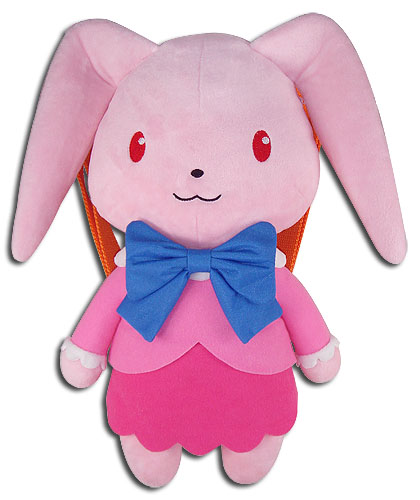 Sailor Moon S - Sailor Chibi Moon Rabbit Plush Bag, an officially licensed product in our Sailor Moon Bags department.