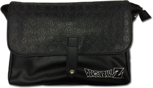 Dragon Ball Z - Symbol Messenger Bag, an officially licensed product in our Dragon Ball Z Bags department.