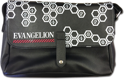 Evangelion - Eva Movie Bag, an officially licensed product in our Evangelion Bags department.