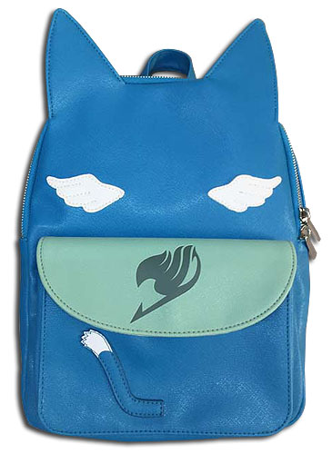 Fairy Tail - Happy Backpack, an officially licensed product in our Fairy Tail Bags department.