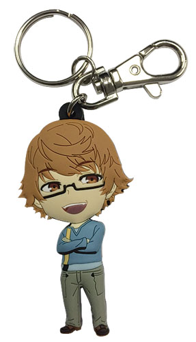 Tokyo Ghoul - Sd Nishiki Pvc Keychain, an officially licensed product in our Tokyo Ghoul Key Chains department.
