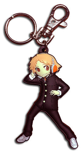 Persona Q - Yosuke Pvc Keychain, an officially licensed product in our Persona Key Chains department.