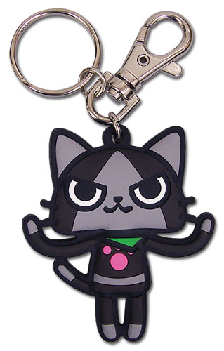 Airou From The Monster Hunter - Merorou Pvc Keychain, an officially licensed Airou From The Monster Hunter product at B.A. Toys.