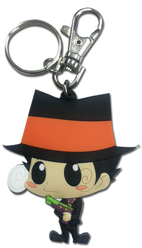 Reborn! - Reborn Sd Pvc Keychain, an officially licensed product in our Reborn! Key Chains department.