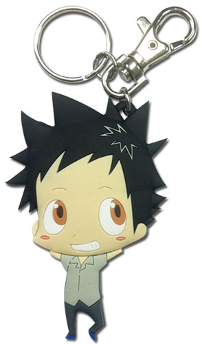Reborn! - Yamamoto Sd - Pvc Keychain, an officially licensed Reborn! product at B.A. Toys.
