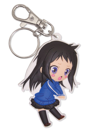 Soul Eater Not! - Tsugumi Sd Pvc Keychain officially licensed Soul Eater Not! Key Chains product at B.A. Toys.