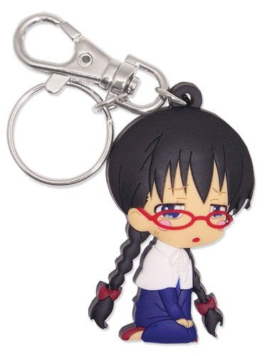 Soul Eater Not! - Eternal Feather Sd Pvc Keychain, an officially licensed product in our Soul Eater Not! Key Chains department.