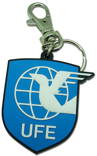 Aldnoah Zero - United Forces Of Earth Pvc Keychain, an officially licensed Aldnoah Zero product at B.A. Toys.