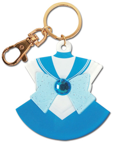 Sailor Moon - Sailor Mercury Costume Acrylic Keychain, an officially licensed product in our Sailor Moon Key Chains department.