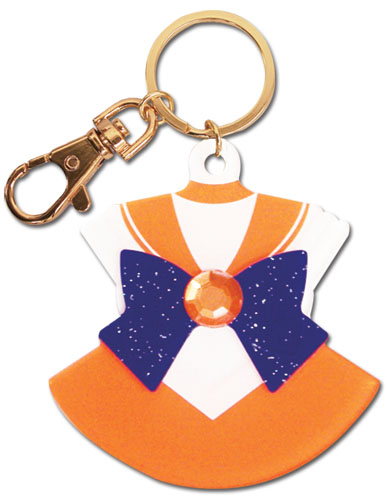Sailor Moon - Sailor Venus Costume Acrylic Keychain, an officially licensed product in our Sailor Moon Key Chains department.
