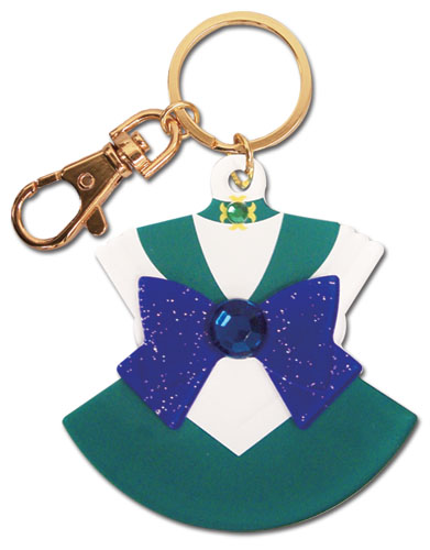 Sailor Moon - Sailor Neptune Costume Acrylic Keychain, an officially licensed product in our Sailor Moon Key Chains department.