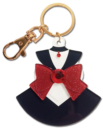 Sailor Moon - Sailor Pluto Costume Acrylic Keychain, an officially licensed product in our Sailor Moon Key Chains department.