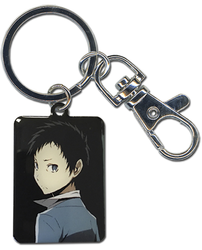 Durarara!!x2 - Mikado Keychain officially licensed Durarara!! Key Chains product at B.A. Toys.