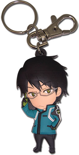 World Trigger - Sd Osamu Pvc Keychain officially licensed World Trigger Key Chains product at B.A. Toys.