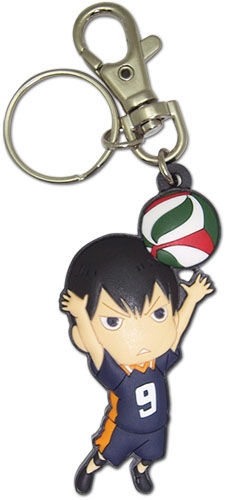 Haikyu!! - Sd Tobio Pvc Keychain, an officially licensed product in our Haikyu!! Key Chains department.