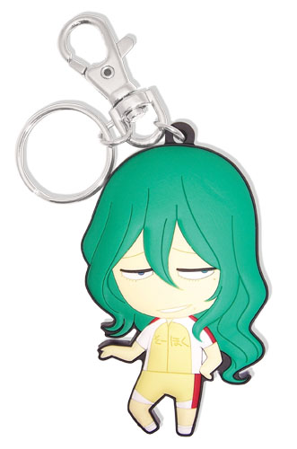 Yowamushi Pedal - Sd Makishima Pvc Keychain, an officially licensed product in our Psycho-Pass Key Chains department.