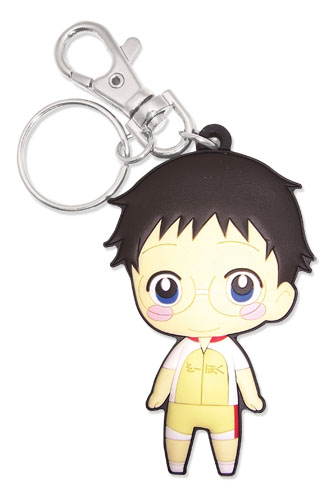 Yowamushi Pedal - Onoda Sd Pvc Keychain, an officially licensed product in our Yowamushi Pedal Key Chains department.