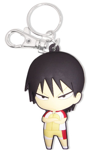 Yowamushi Pedal - Imaizumi Sd Pvc Keychain, an officially licensed product in our Yowamushi Pedal Key Chains department.