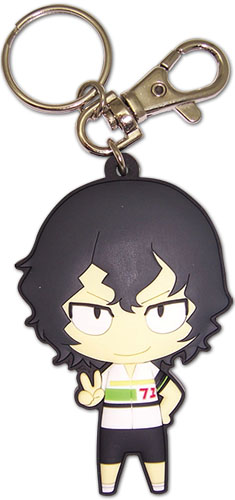 Yowamushi Pedal Gr - Junta Teshima Sd Pvc Keychain, an officially licensed product in our Yowamushi Pedal Key Chains department.