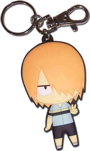 Yowamushi Pedal Gr - Hajime Aoyagi Sd Pvc Keychain, an officially licensed product in our Yowamushi Pedal Key Chains department.