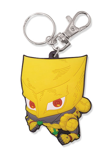 Jojo - The World Sd Pvc Keychain, an officially licensed product in our Jojo'S Bizarre Adventure Key Chains department.