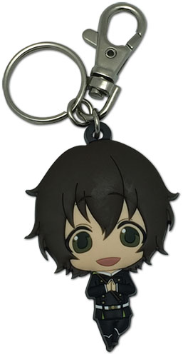 Seraph Of The End - Yoichi Pvc Keychain, an officially licensed product in our Seraph Of The End Key Chains department.