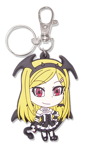 Dimension W - Sd Elizabeth Pvc Keychain, an officially licensed product in our Dimension W Key Chains department.