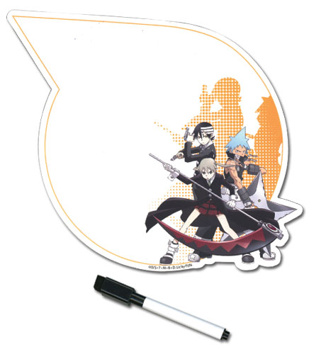 Soul Eater Magnet Notepad, an officially licensed product in our Soul Eater Magnet department.