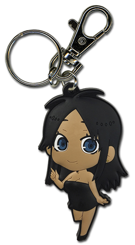 Gangsta - Sd Alex Pvc Keychain, an officially licensed product in our Gangsta Key Chains department.