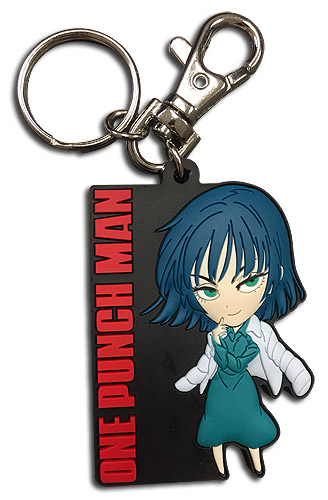 One Punch Man - Sd Blizzard Of Hell Pvc Keychain, an officially licensed product in our One-Punch Man Key Chains department.