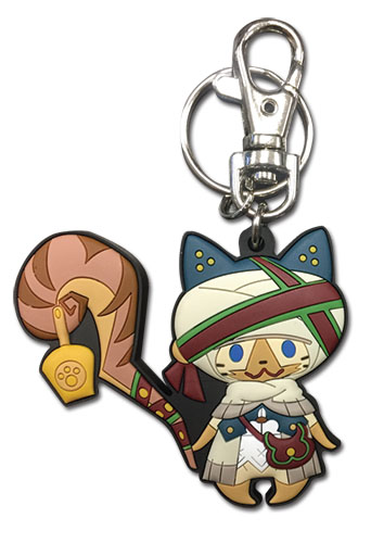 Monster Hunter Generations - Beruna Pvc Keychain, an officially licensed product in our Monster Hunter Key Chains department.
