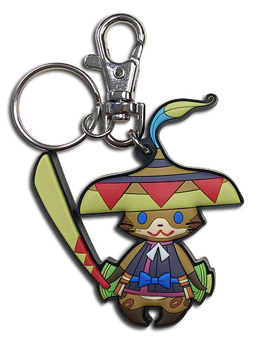 Monster Hunter Generations - Yukumo Pvc Keychain, an officially licensed product in our Monster Hunter Key Chains department.