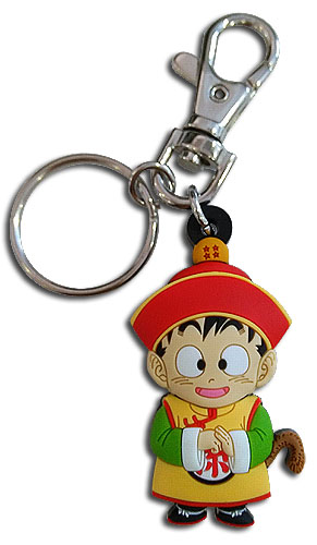 Dragon Ball Z - Sd Gohan Pvc Keychain, an officially licensed product in our Dragon Ball Z Key Chains department.
