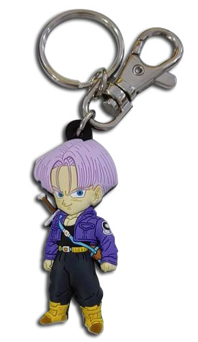 Dragon Ball Z - Sd Trunks Pvc Keychain, an officially licensed product in our Dragon Ball Z Key Chains department.