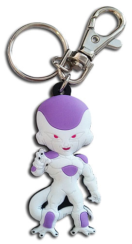 Dragon Ball Z - Sd Frieza Pvc Keychain, an officially licensed product in our Dragon Ball Z Key Chains department.
