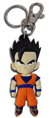 Dragon Ball Z - Sd Ultimate Gohan Pvc Keychain, an officially licensed product in our Dragon Ball Z Key Chains department.