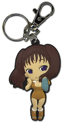 The Seven Deadly Sins - Diane Pvc Keychain, an officially licensed product in our The Seven Deadly Sins Key Chains department.