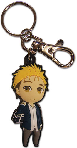 Ajin - Sd Kaito Pvc Keychain, an officially licensed product in our Ajin Key Chains department.