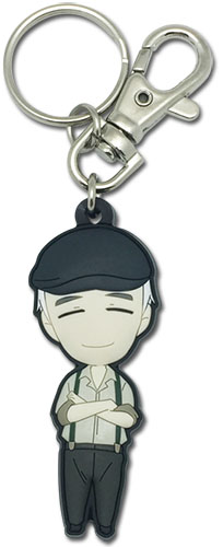 Ajin - Sd Satou Pvc Keychain, an officially licensed product in our Ajin Key Chains department.