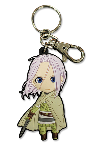 Heroic Legend Of Arslan - Arslan Sd2 Pvc Keychain, an officially licensed product in our Heroic Legend Of Arslan Key Chains department.