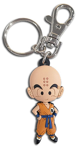 Dragon Ball Super - Resurrection F Sd Krillin Pvc Keychain, an officially licensed product in our Dragon Ball Super Key Chains department.