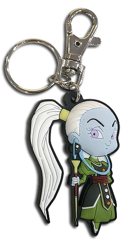 Dragon Ball Super - Sd Vados Pvc Keychain, an officially licensed product in our Dragon Ball Super Key Chains department.