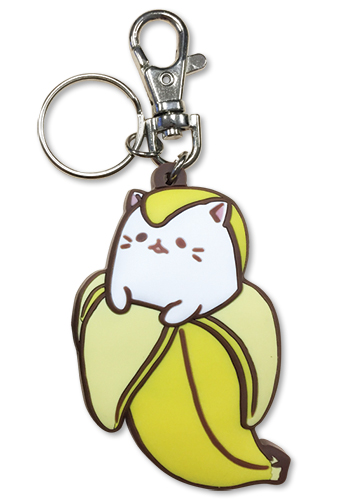 Bananya - Bananya Pvc Keychain, an officially licensed product in our Bananya Key Chains department.