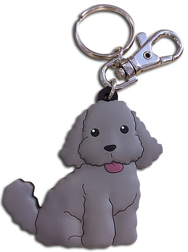 Yuri On Ice!!! - Makkachin Sd Pvc Keychain, an officially licensed product in our Yuri!!! On Ice Key Chains department.