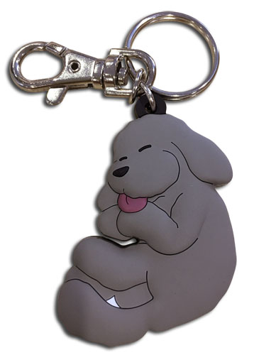 Yuri!!! On Ice - Makkachin Asleep Sd Pvc Keychain, an officially licensed product in our Yuri!!! On Ice Key Chains department.