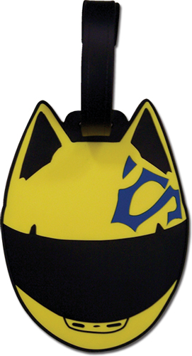 Durarara - Celty Helmet Luggage Tag officially licensed Durarara!! Costumes & Accessories product at B.A. Toys.